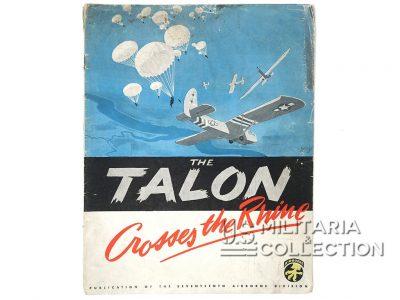 17e Division Aéroportée, The TALON, Cross The Rhine