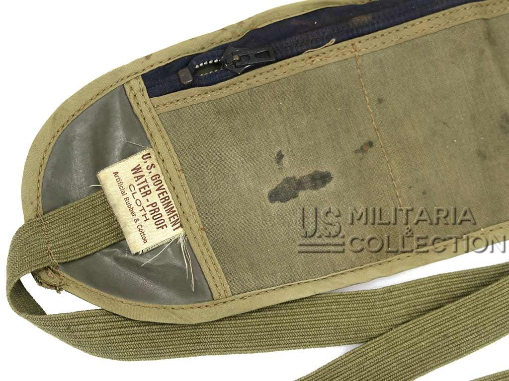 Ceinture porte monnaie US Army