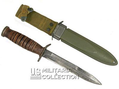 Couteau USM3 UTICA garde + USM8 1er Type