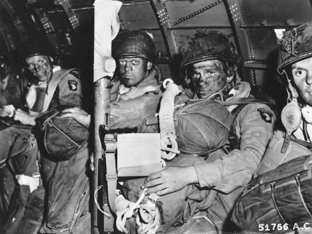 Mentonnière Cuir Liner Parachutiste us