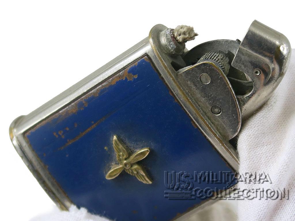 Briquet pilote USAAF Evans