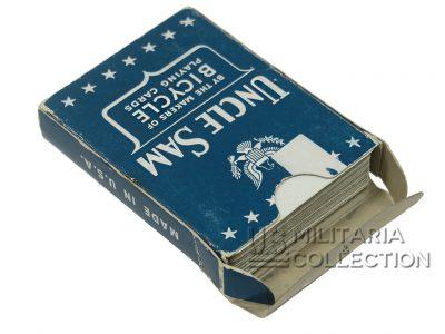 Cartes à jouer US, Uncle Sam 1942