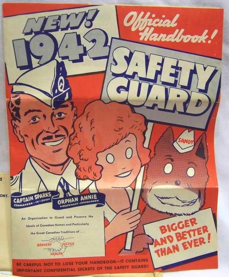 Cricket Kirchhof, Safety Garde. Céréales Quaker