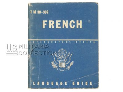 French language guide 1943