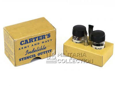 Kit marqueurs Carter's, Army et Navy, complet
