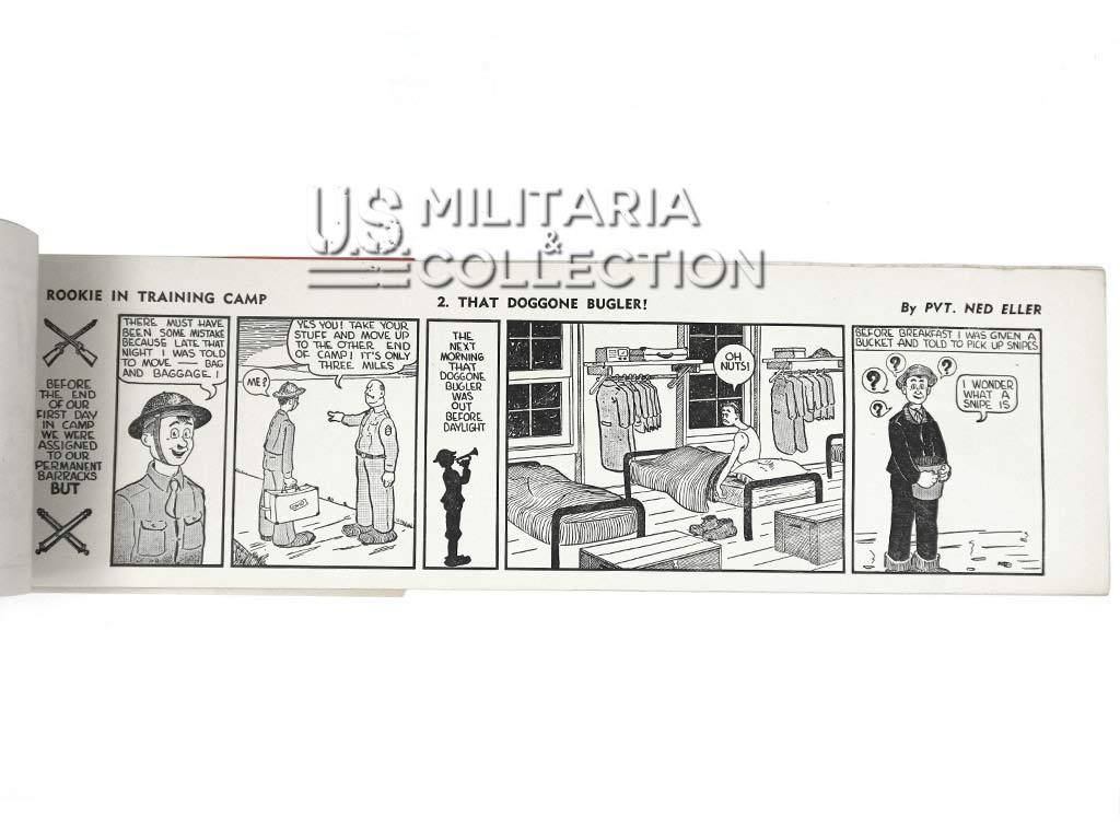 Livret Humoristique US Army