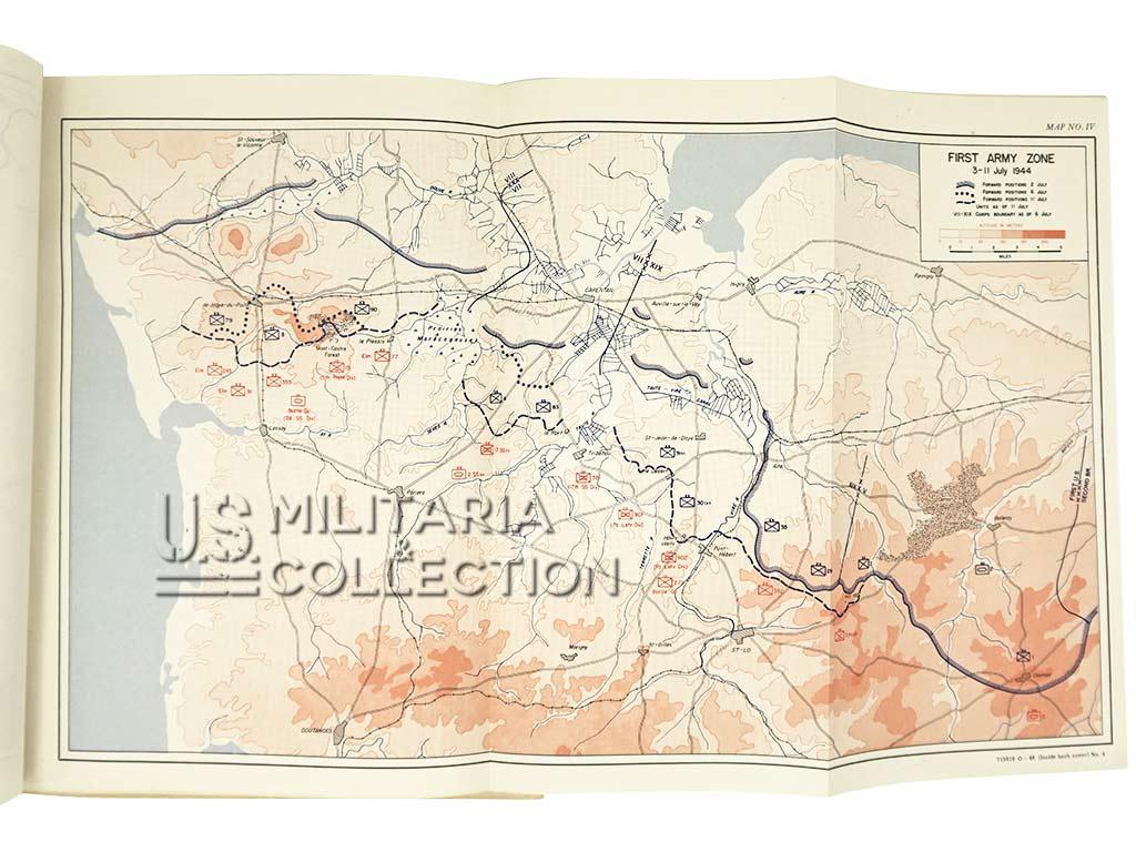 Saint-Lô US War Department
