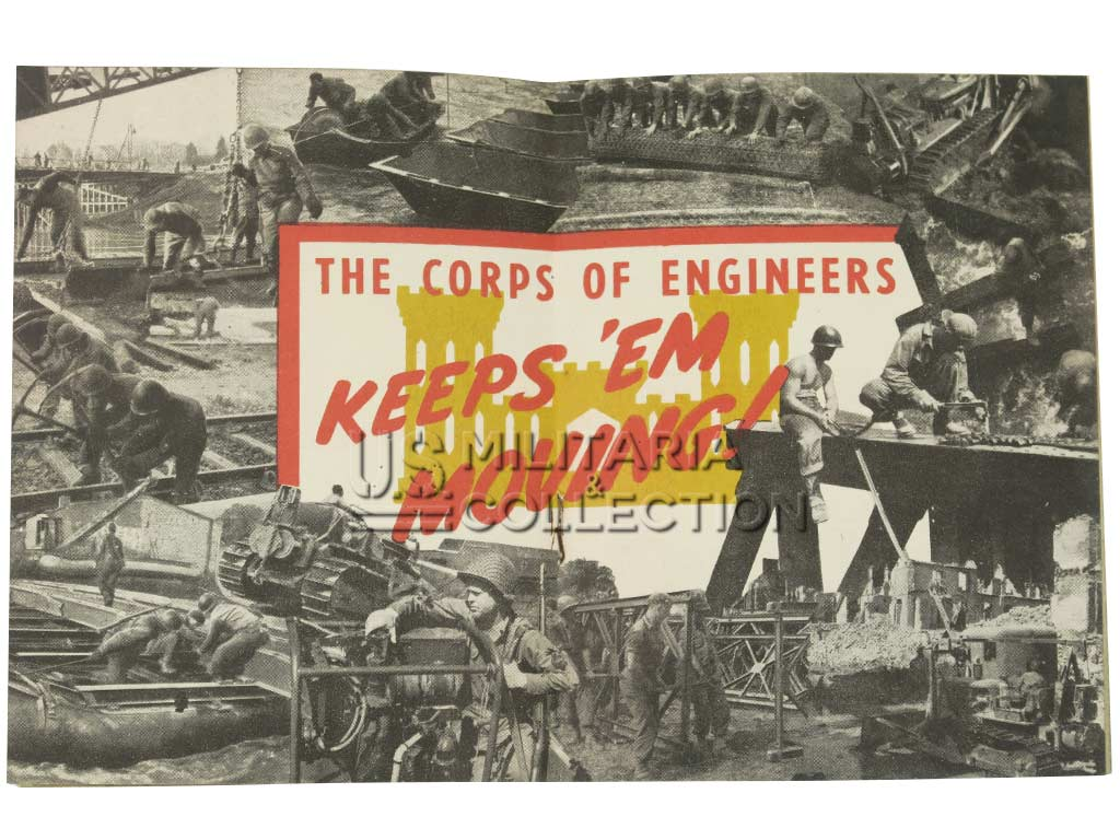The Corps of Engineers, livret historique