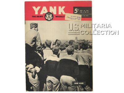 Yank Magazine 30 novembre, 1945