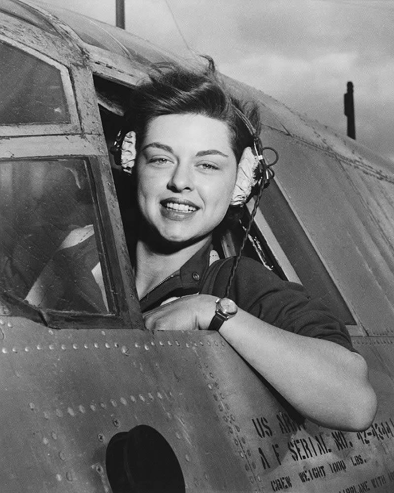 Women Airforce Service Pilots, Ronson
