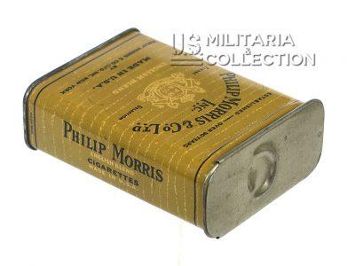 Boite pour cigarettes, Philip Morris WWII
