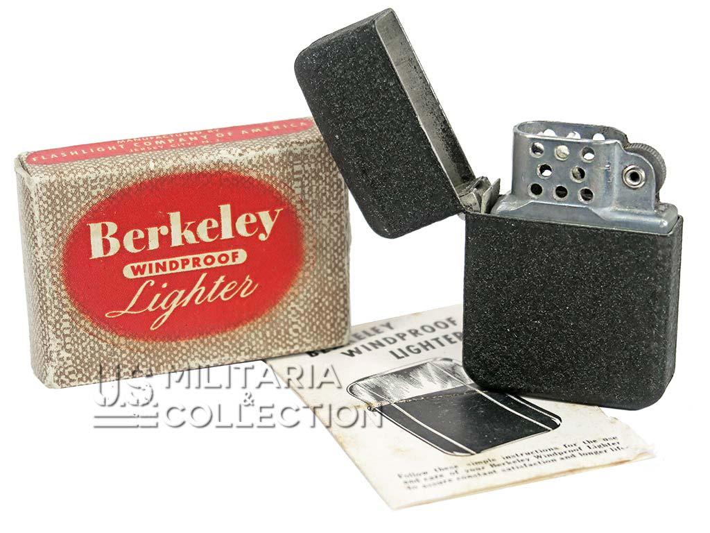 Briquet US Army Berkeley neuf de stock