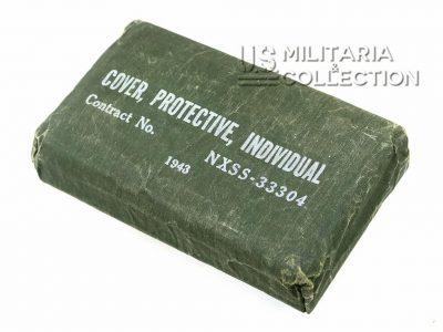 Cape housse anti-gaz, 1943