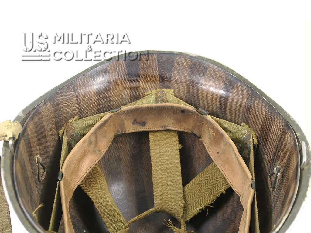 Casque USM1 USAAF, 8e Air Force