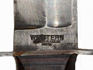 Couteau de combat Western G-46-8', USMC
