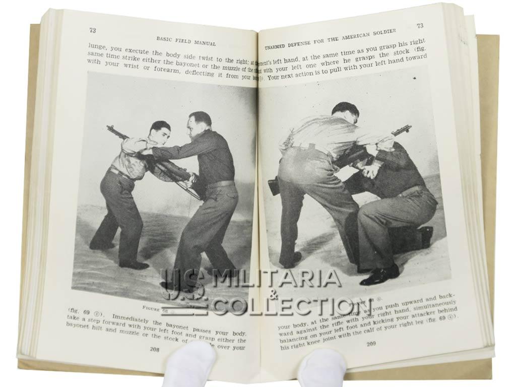 Défense sans Arme, Livret FM 21-150