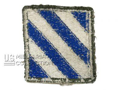 Insigne 3e division infanterie US