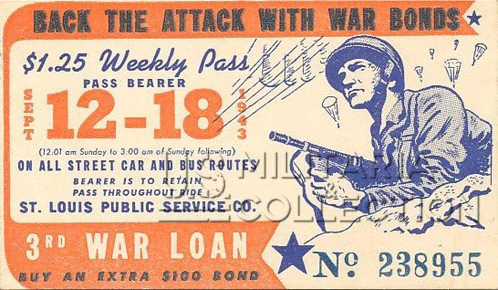Affiche Back the Attack ! 1943