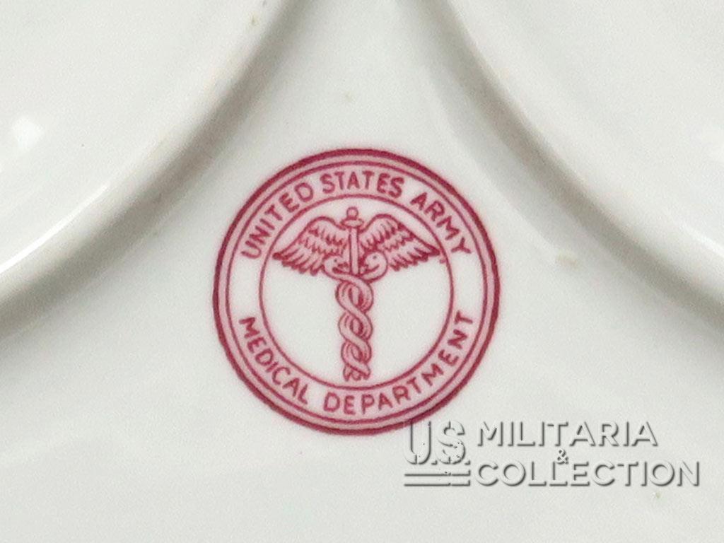 Assiette US Medical Department, 1940