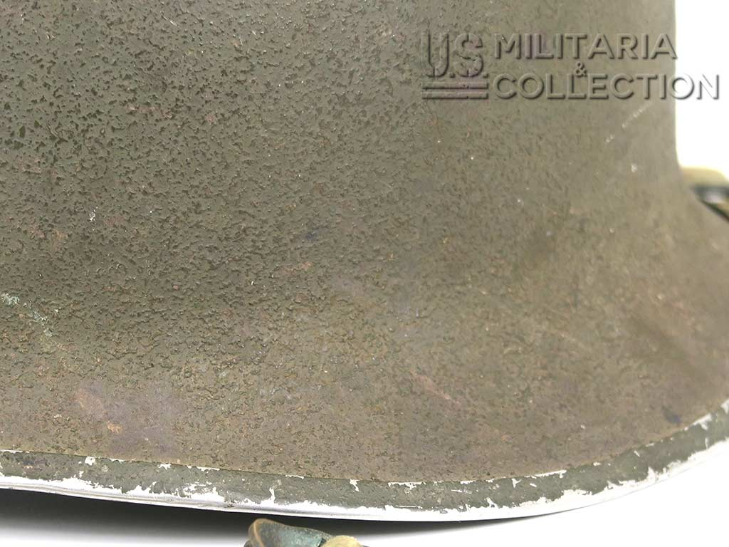 Casque USM1 McCord 1942, pattes fixes