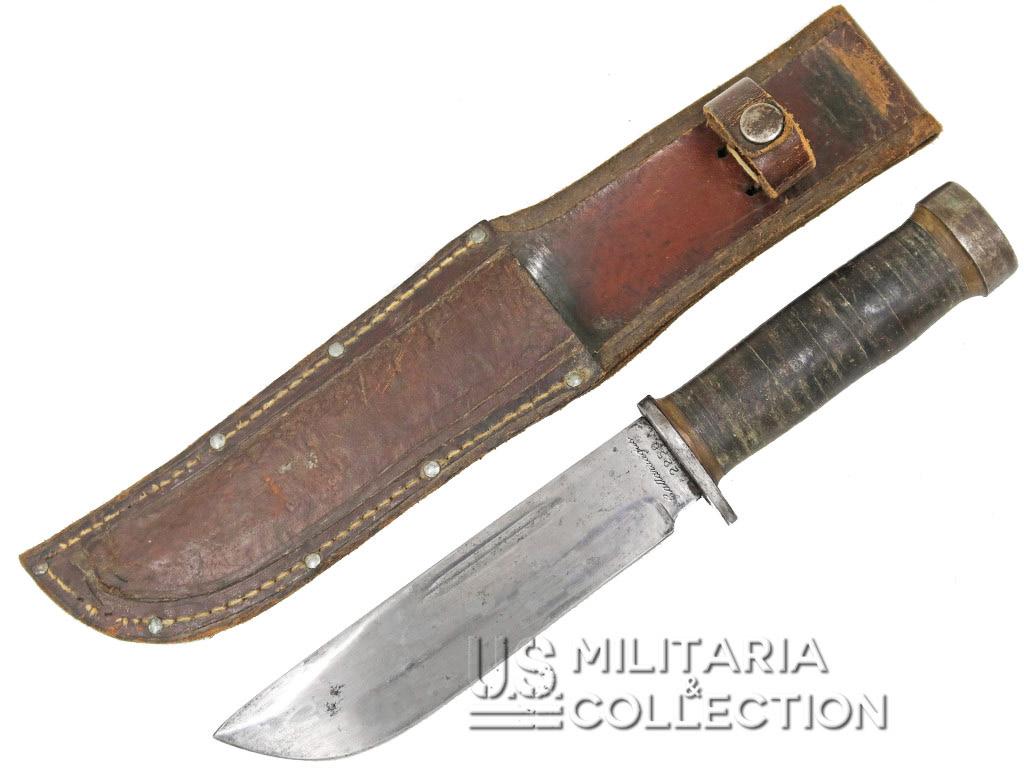 Couteau Cattaraugus Commando 225Q