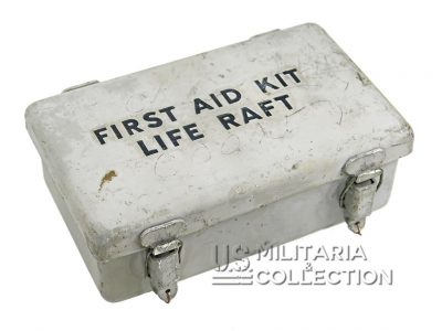 First Aid Kit US NAVY, canot de sauvetage