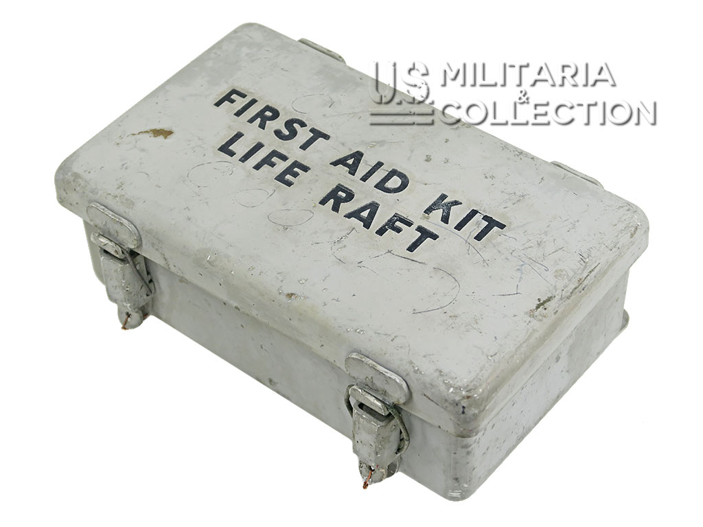 First Aid Kit US NAVY, canot de sauvetage