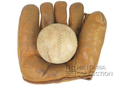 Gant de Baseball Softball US NAVY