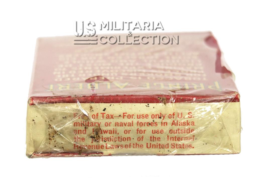 Tabac Prince Albert US Military