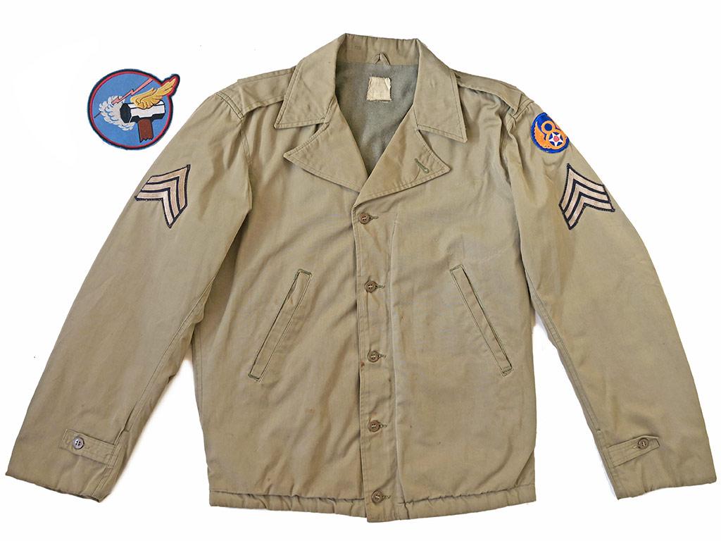 Blouson M41 nominatif, 8e USAAF