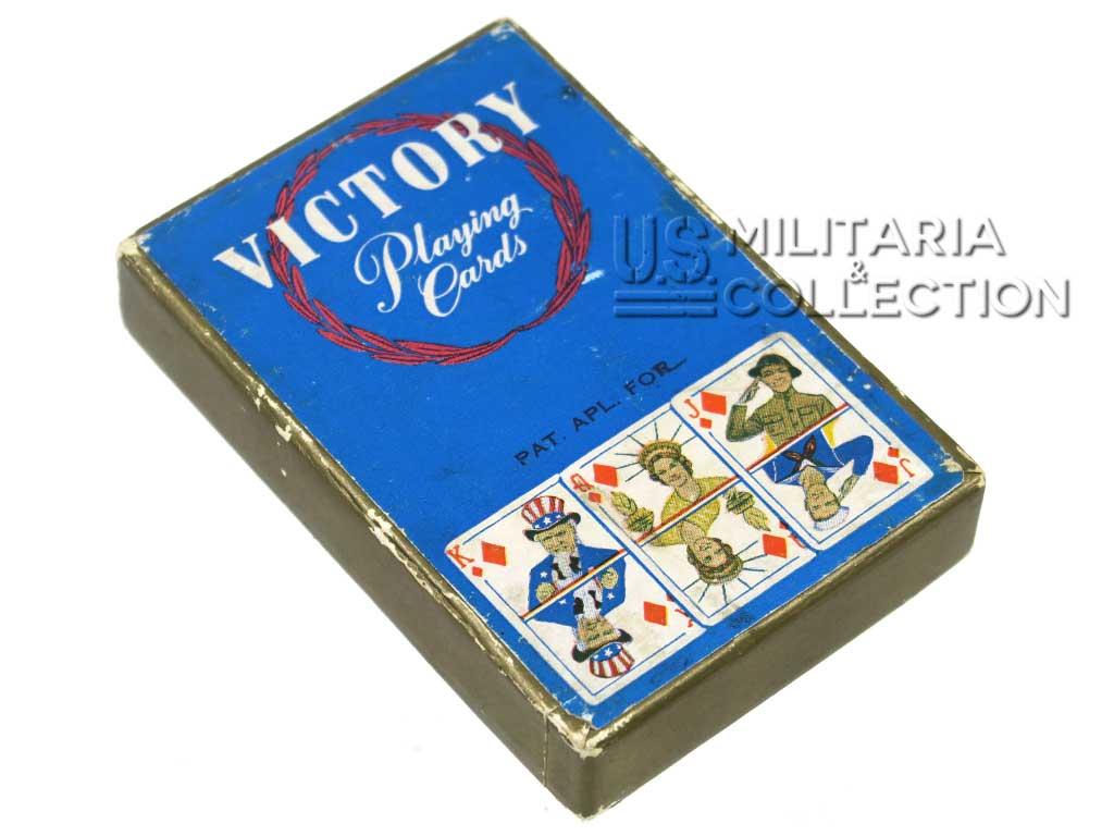 Cartes à jouer Victory