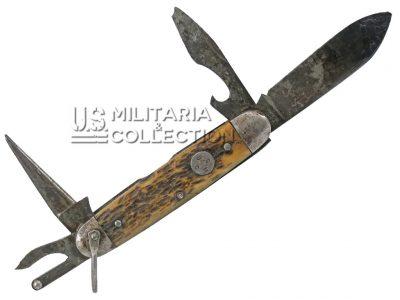 Couteau USMC utilitaire de poche