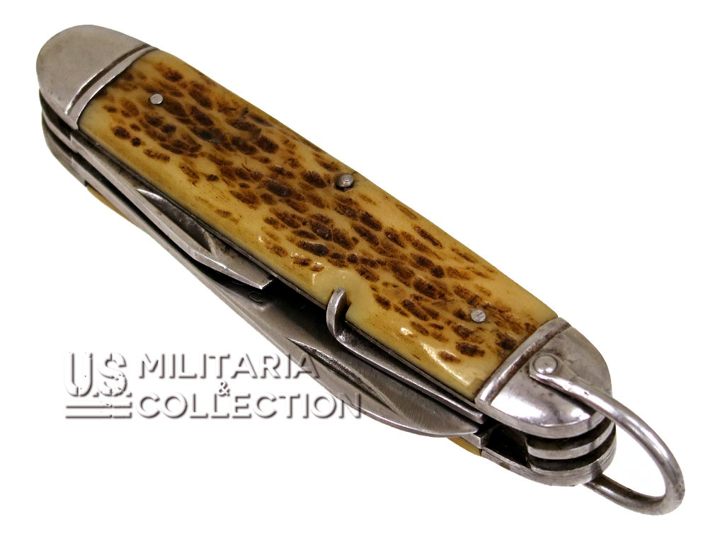 Couteau utilitaire US Camillus, avec Matricule
