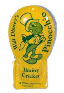 Cricket promotionnel Jiminy Cricket