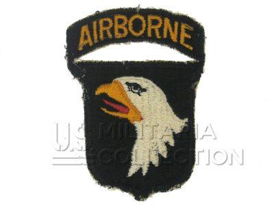Insigne 101e division aéroportée, Type 10