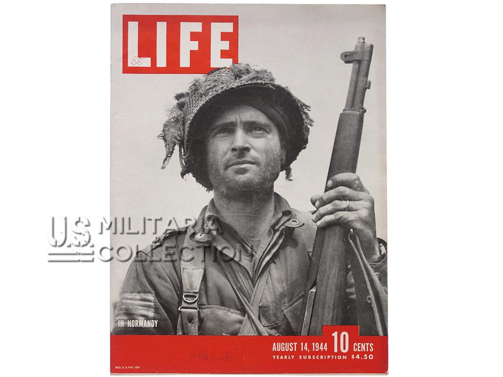 Life Magazine août 1944