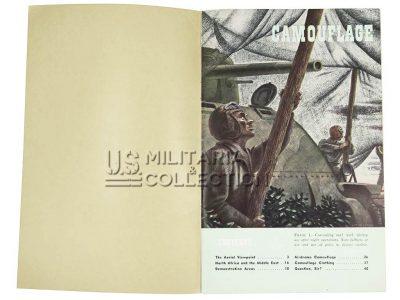 Manuel Technique de Camouflage 1943, TM 5-267