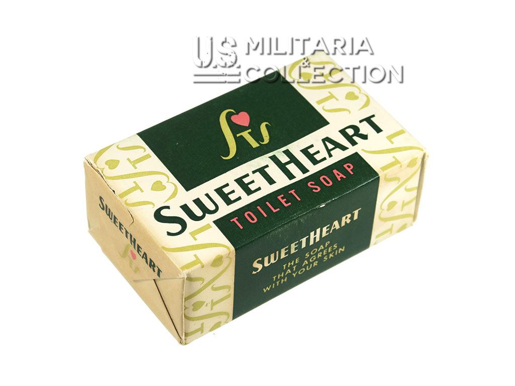 Savon US SWEET HEART WWII