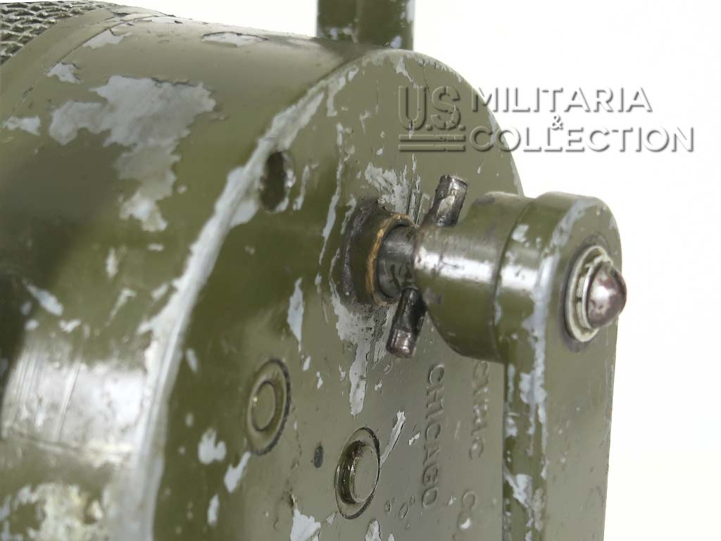 Sirène US Army à main