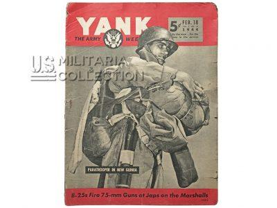 Yank Magazine 18 février, 1944