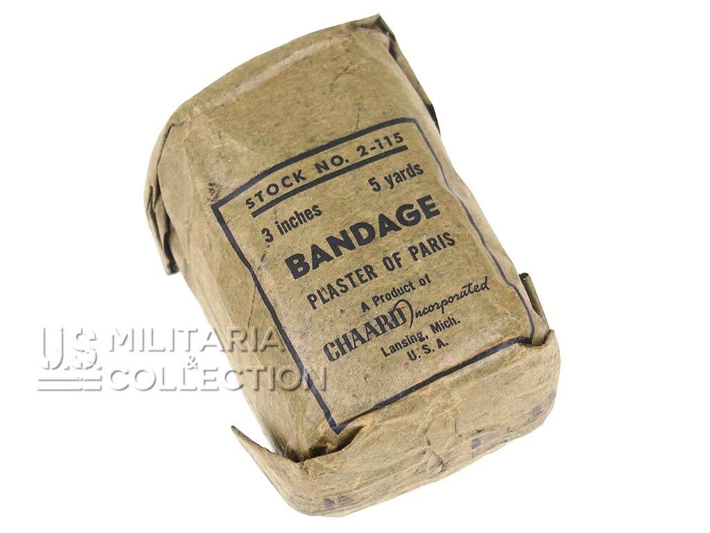 Bandage Médical US au Plâtre. Stock NO. 2-115