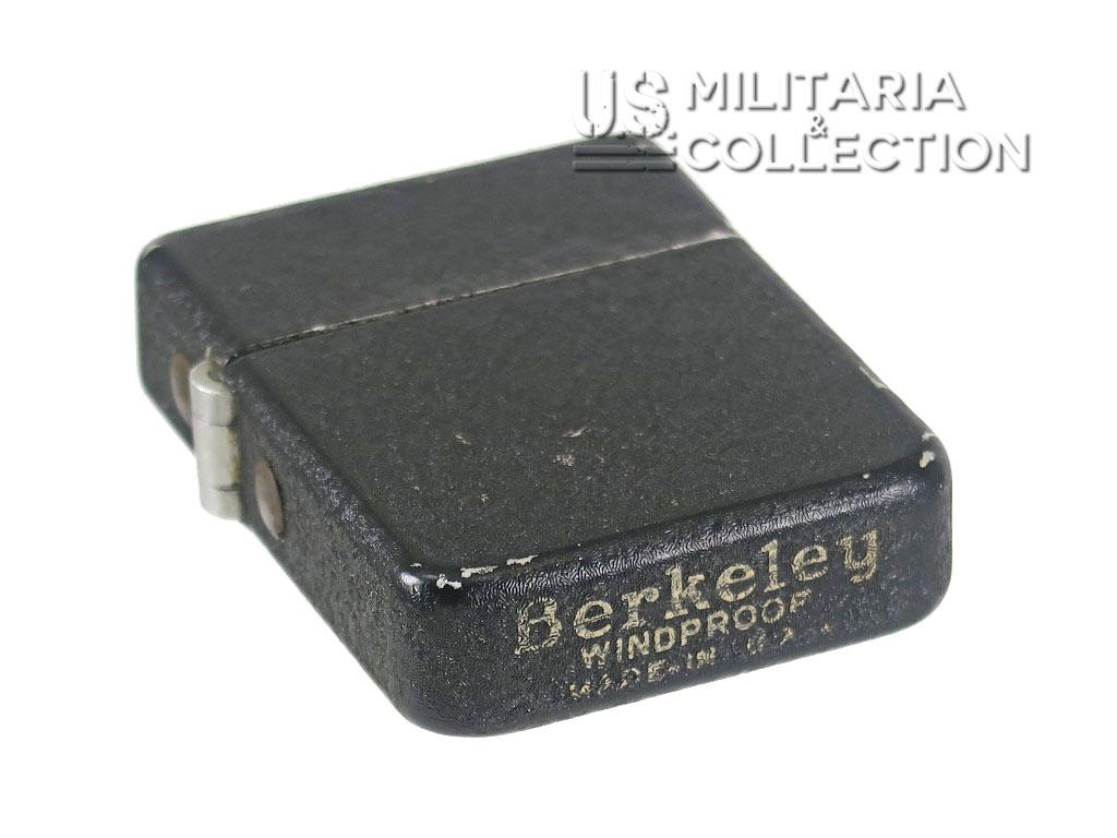 Briquet Berkeley, US Army, Fonctionnel