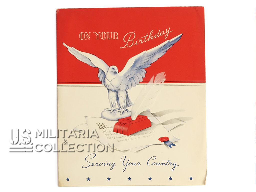 Cartes américaines Seconde Guerre