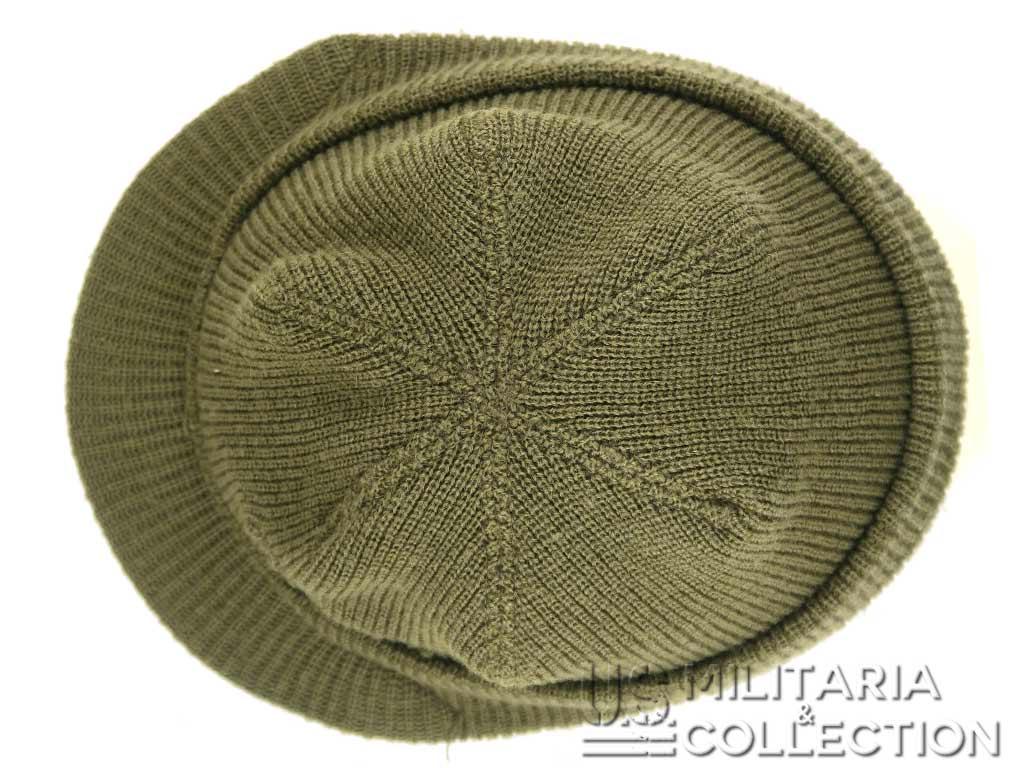 Casquette laine Beanie