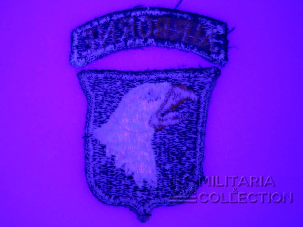 Insigne 101e Airborne Division