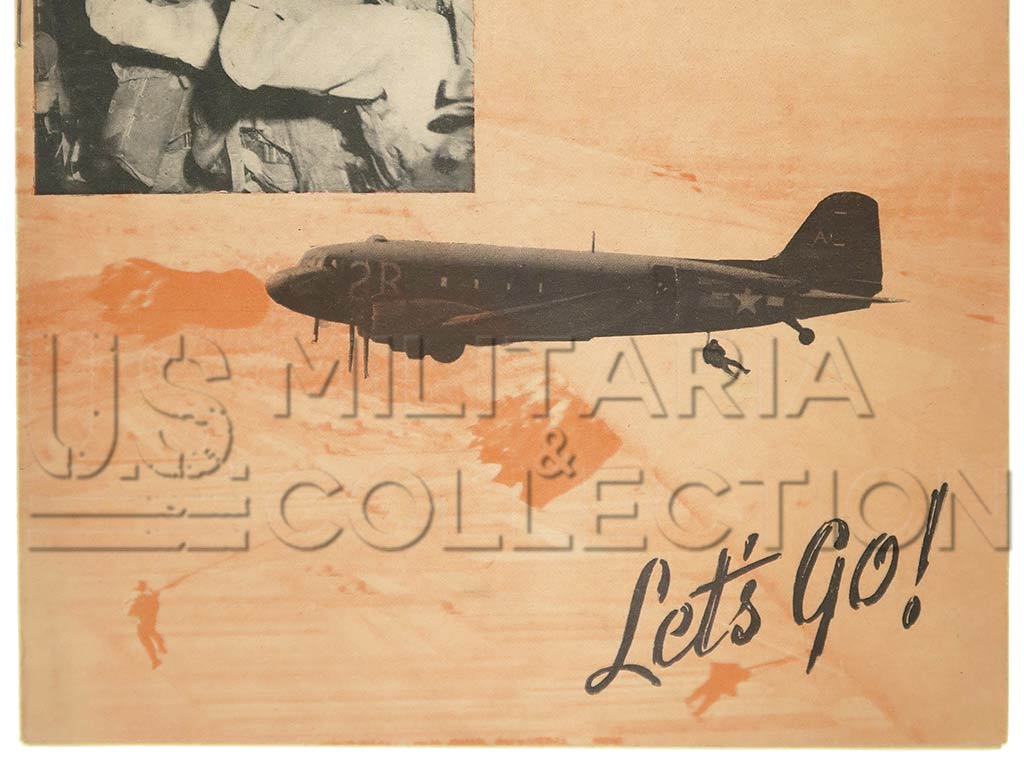 Screaming Eagle 101st Airborne Division Magazine