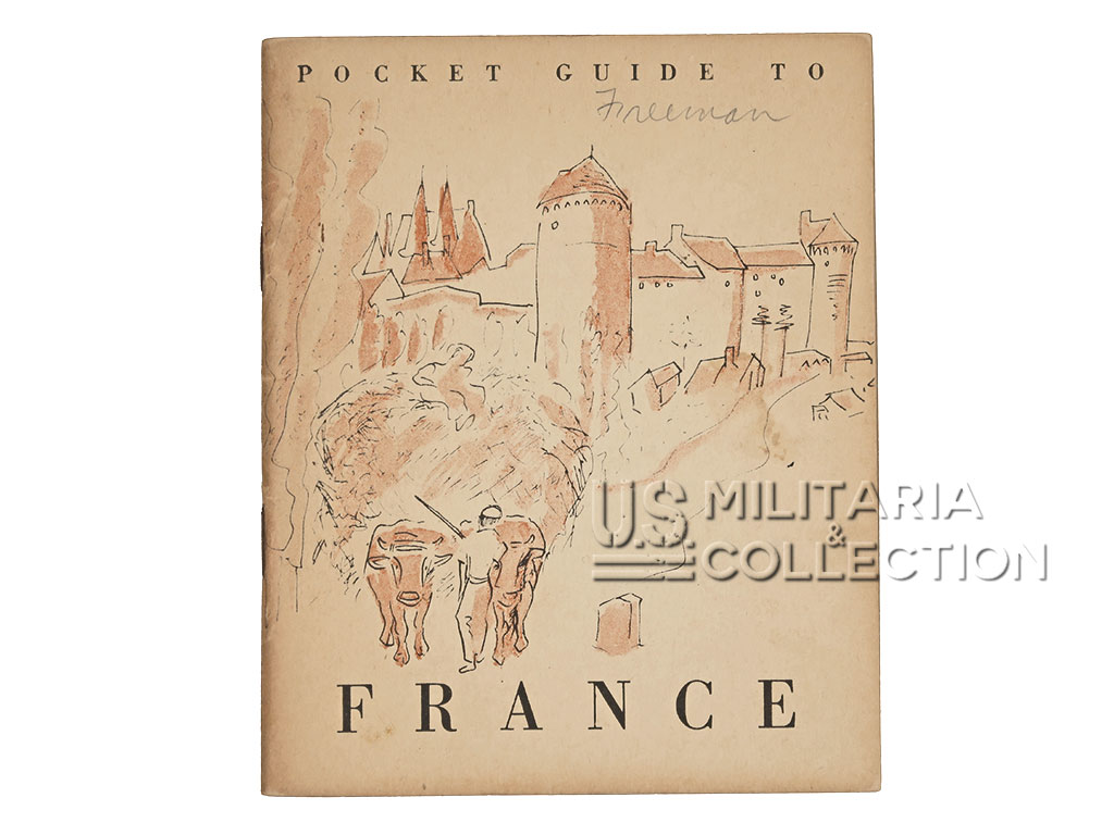 A Pocket Guide to France