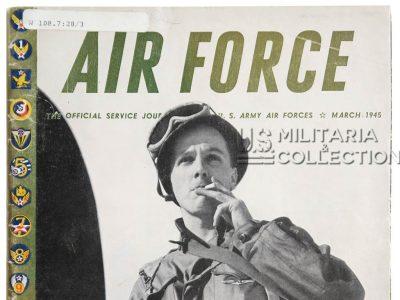 Air Force Magazine, Glider Pilot, mars 1945