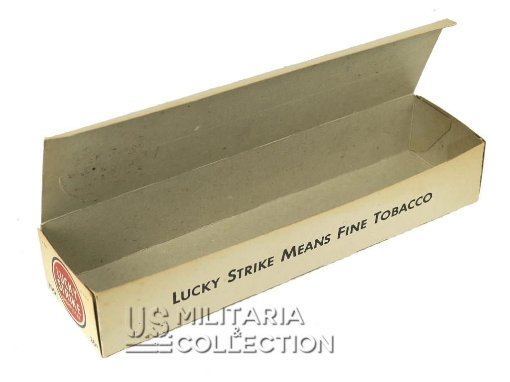 Carton cigarettes Lucky Strike, 1943-1944