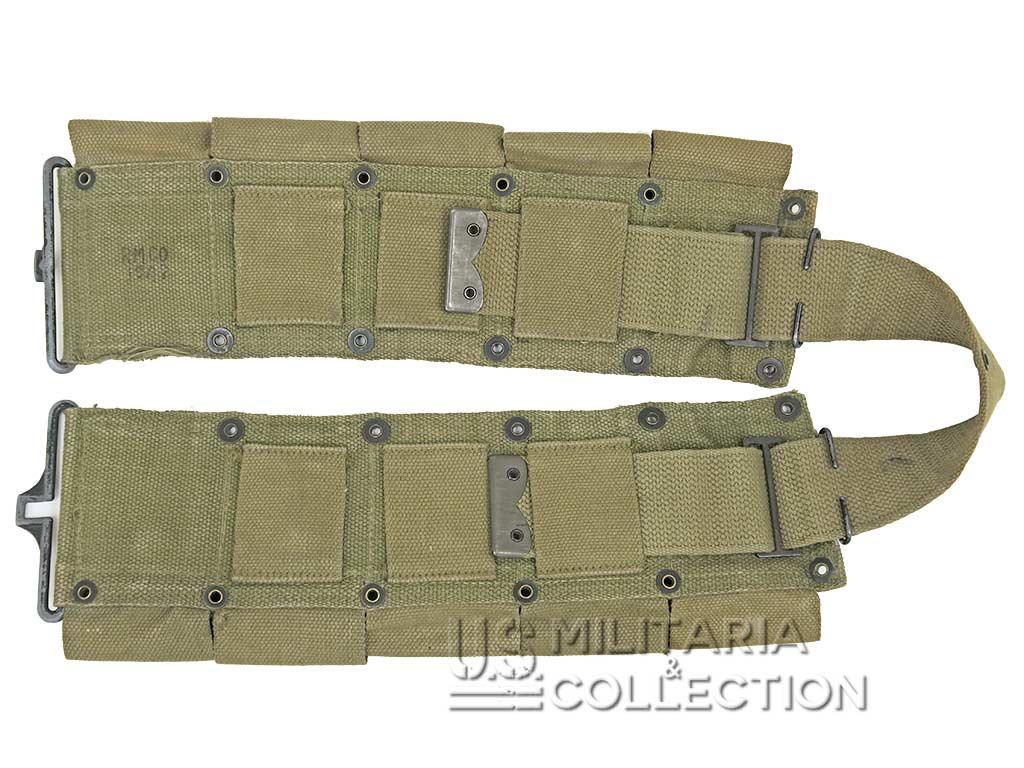 Ceinturon Garand M1 1942/1943, R.M. Co.